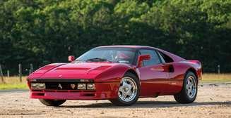 Угнать за 10 секунд: аферист украл редкую Ferrari 288 GTO во время тест-драйва