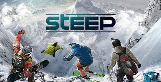 Ubisoft бесплатно раздает игру Steep