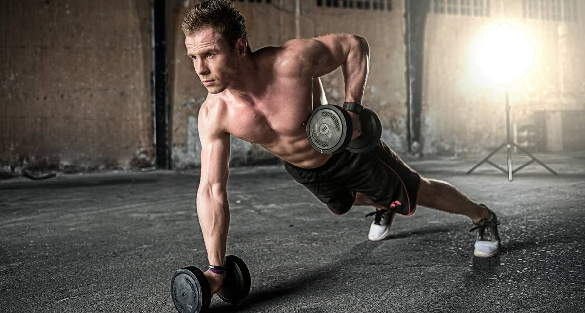 4 упражнения, которые укрепят все группы мышц (проще некуда)