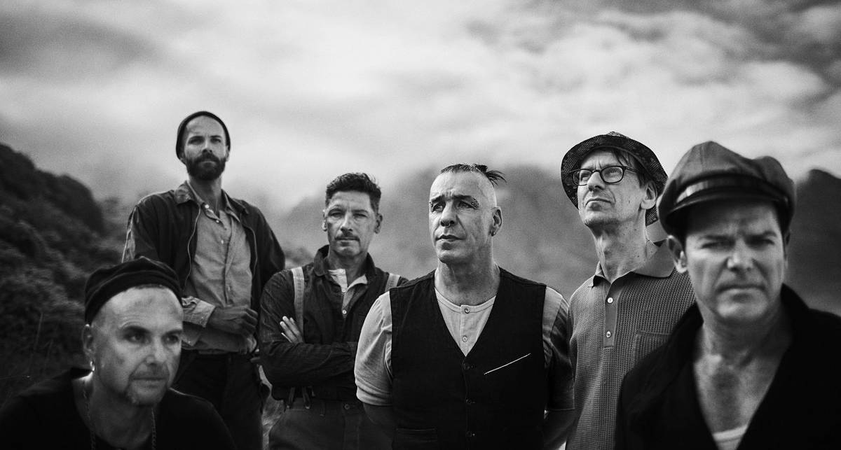 Rammstein выпустили первый альбом за десять лет. Слушайте его прямо сейчас