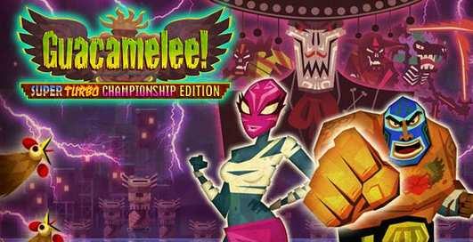 Humble бесплатно раздает ключи игры Guacamelee! для Steam