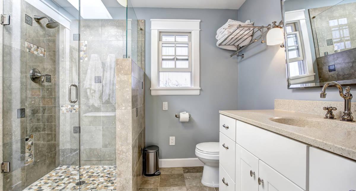 5 идей, как сделать ванную комнату уютной