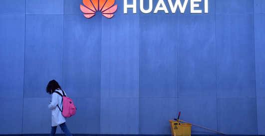 Huawei выпустит собственную операционную систему для замены Android и Windows