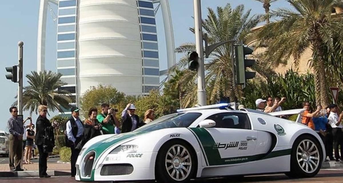 Рекорд Гиннеса: Какой полицейский автомобиль самый быстрый в мире