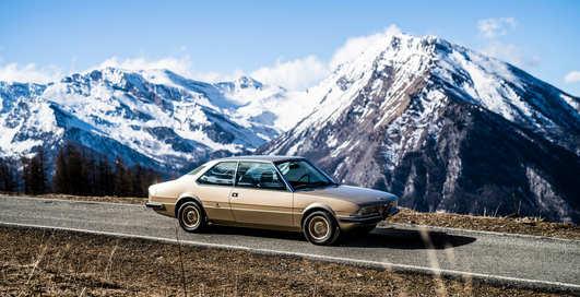 BMW с нуля воссоздали уникальный концепт-кар 1970 года