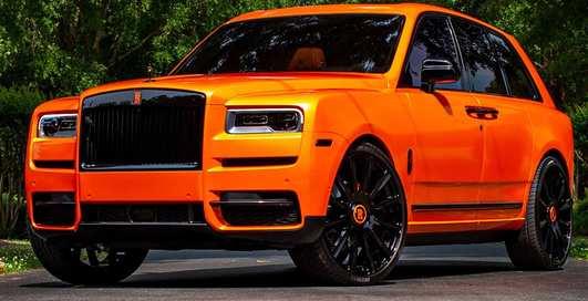 Бекхэм-стайл: невероятный тюнинг Rolls-Royce Cullinan по заказу футболиста