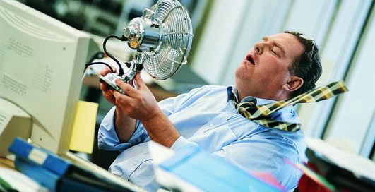 Как пережить лето в офисе: ТОП-5 советов