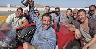 Ford против Ferrari: первый трейлер фильм о противостоянии автогигантов