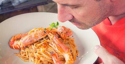 ТОП-3 полезных рецептов ужинов для мужчин