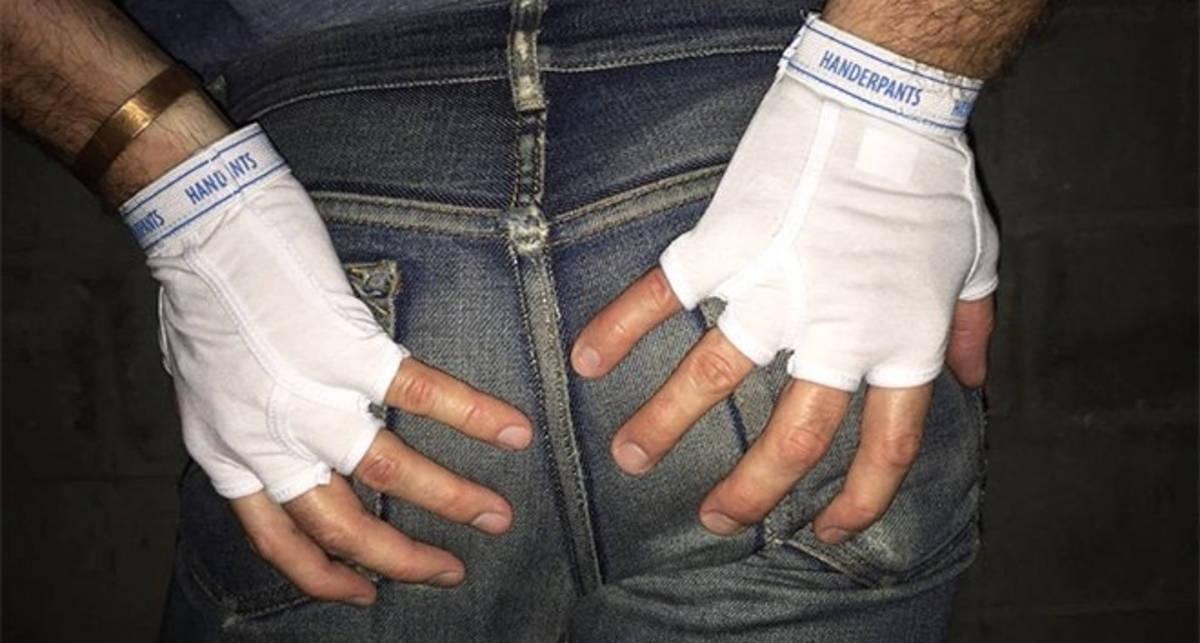Новый тренд Instagram: трусы для рук