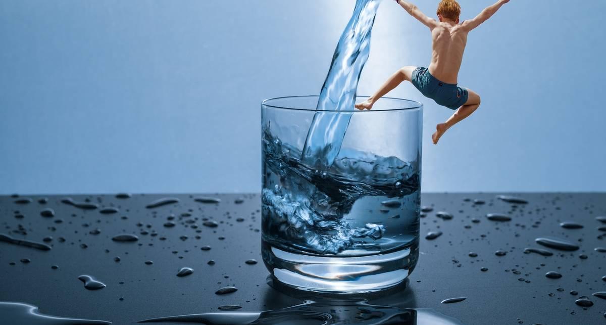 Жажда жизни: как пить воду в жару?