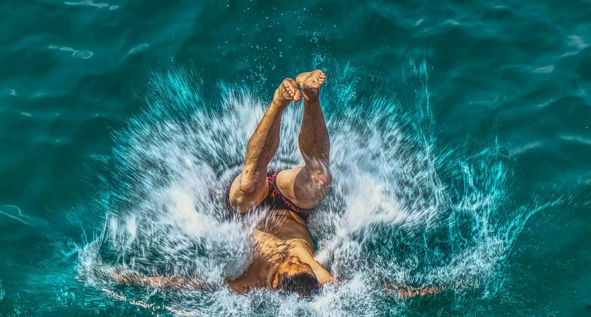 Море зовет: как похудеть, купаясь в воде?