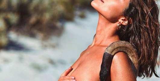 Самая сексуальная девушка планеты 2019 - Оливия Калпо по версии Maxim