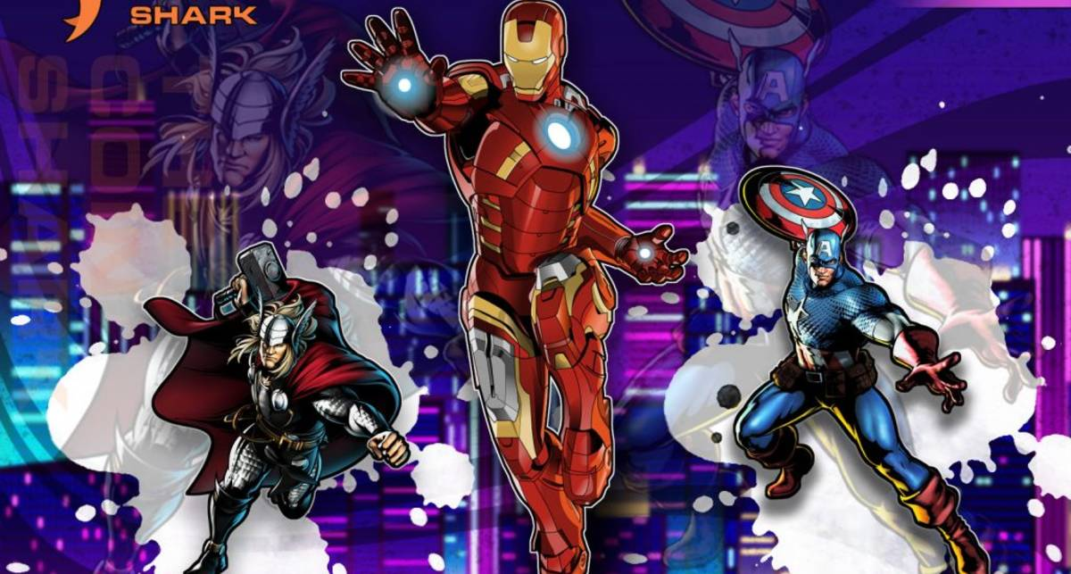 """""""Мстители"""" станут игрой: Marvel's Avengers: A-Day появится в 2020"""