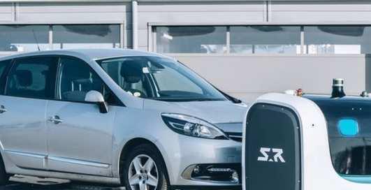 Аккуратный и точный: робот-парковщик Стэн