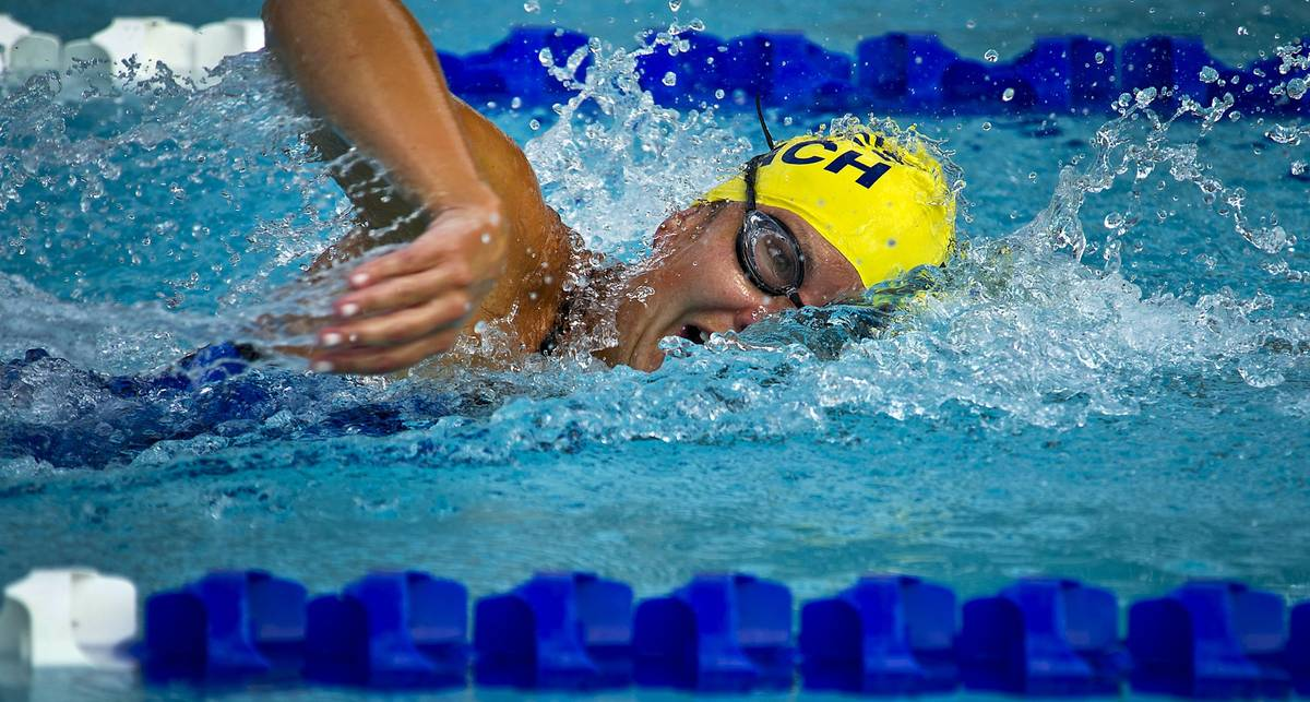 Как плавать, чтобы похудеть