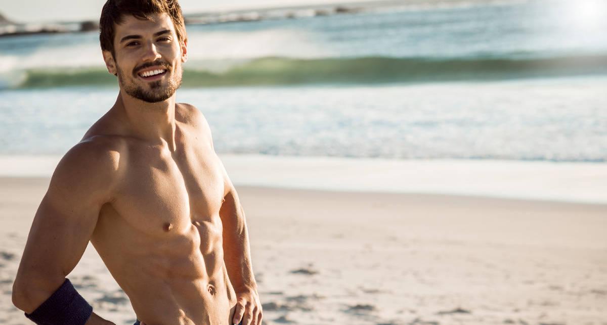 8 упражнений на пресс, чтобы не стыдиться своего живота на пляже