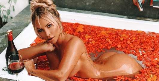 Красотка дня: австралийская фитнес-модель Розанна Аркл