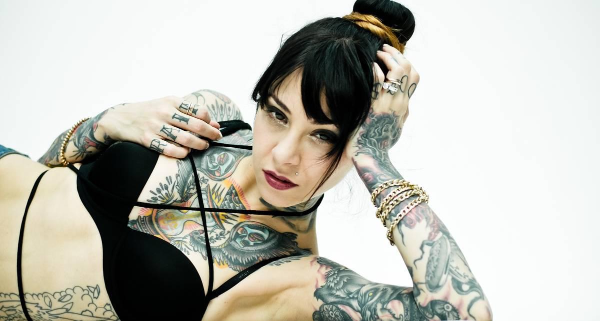 ТОП-6 мест, куда не стоит бить татуировки