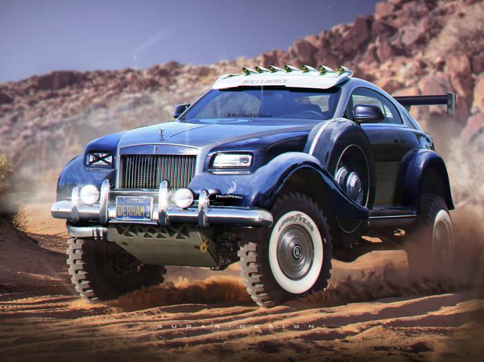 Rolls-Royce Field Wraith