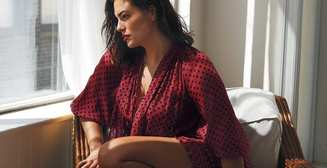 Красота по-американски: соблазнительные снимки Эшли Грэм для глянца