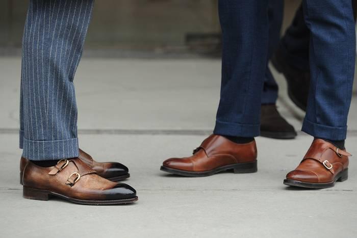 Обувь — лицо мужчины