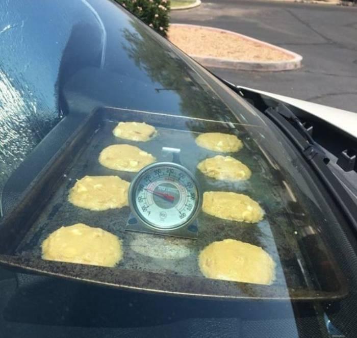 В авто — духовка? Используй ее в своих целях