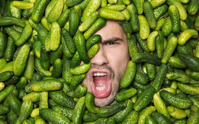 Как пережить жару — ешь побольше водосодержащих овощей