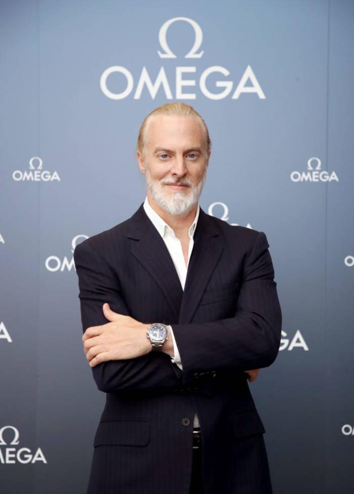 Исследователь и бизнесмен Виктор Весково. И его Omega Seamaster Planet Ocean Ultra Deep Professional