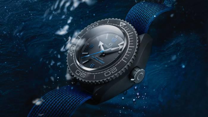 Omega Seamaster Planet Ocean Ultra Deep Professional — часы, которые могут побывать в пяти самых глубоких точках Мирового океана