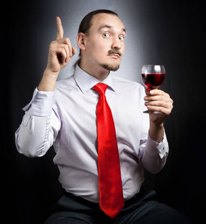 Фанаты красного вина — люди, которым не наплевать, с кем пить