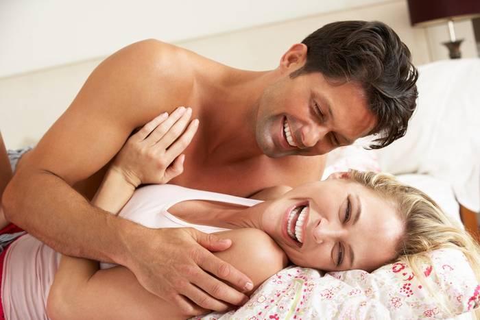 Не стесняйся общаться в постели
