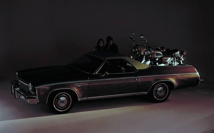 Chevrolet El Camino. Модель года 1975