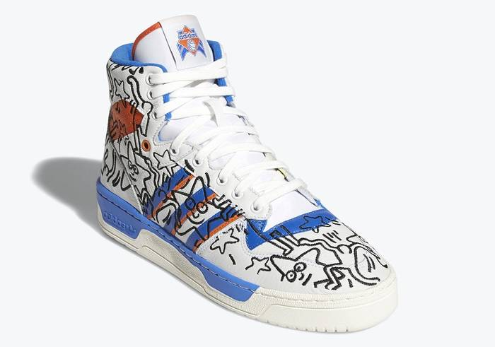 Keith Haring / Adidas Originals — $100-$140