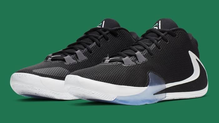 Giannis Antetokounmpo Nike Zoom Freak 1 — $130