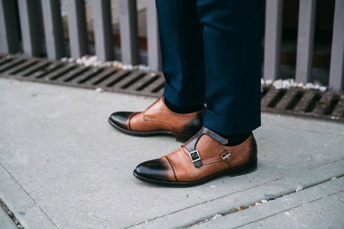 Обувь — лицо мужчины. Она всегда должна быть в идеальном состоянии