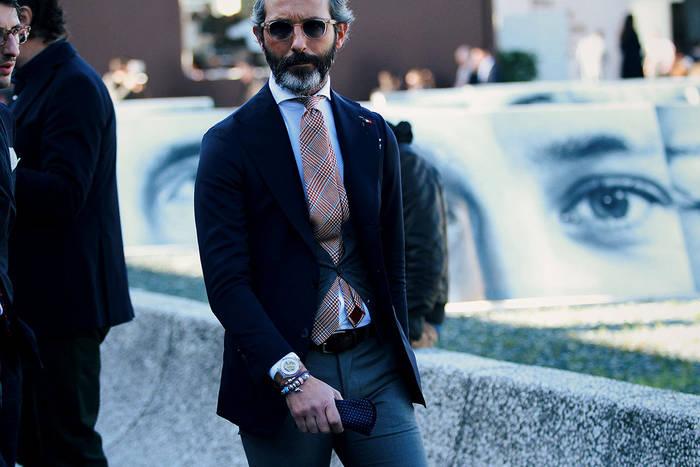 Хороший галстук = качественный крой, идеальные швы, правильная форма и натуральные материалы
