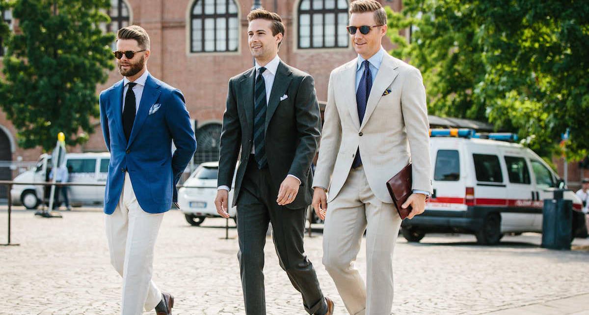 На чем нельзя экономить стильному мужчине
