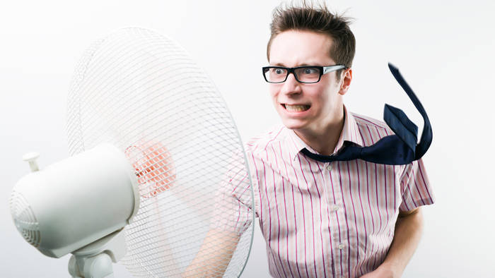 Нет денег на кондиционер — купи вентилятор