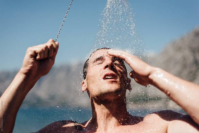 Летний душ — лучший способ мгновенно освежиться жарким летом на даче
