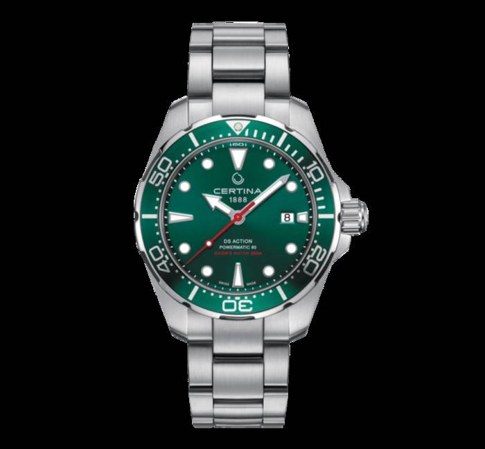 Certina DS Action Diver Powermatic 80 — от 20 000 грн