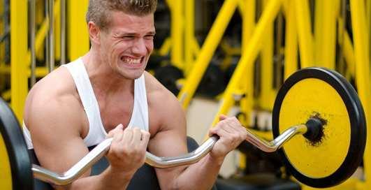 5 упражнений, которые увеличат мышцы рук за одну тренировку