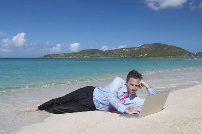 Брось ноутбук дома — иначе это будет не отпуск