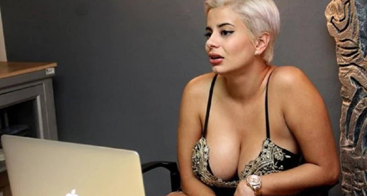 Порно-универ: актриса
