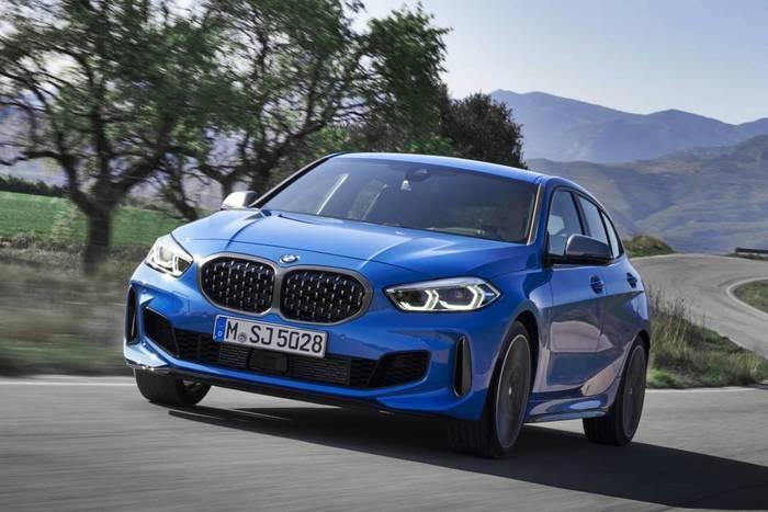 BMW 1 серии (F40) — серия, многим уступающая своим старшим братьям
