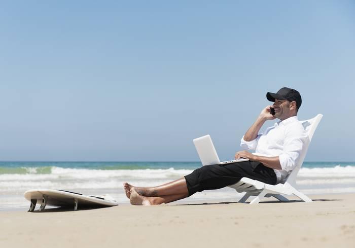 Выбирай правильные места для работы на свежем воздухе