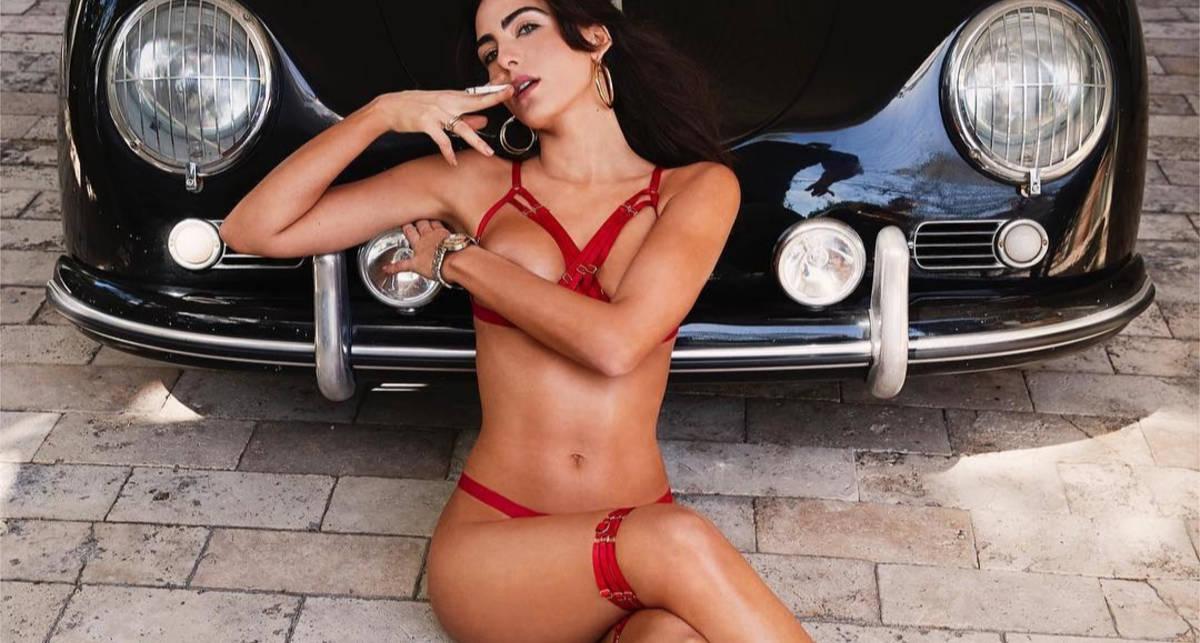 Красотка дня: fashion-модель и звезда глянцев Даниэла Ботеро