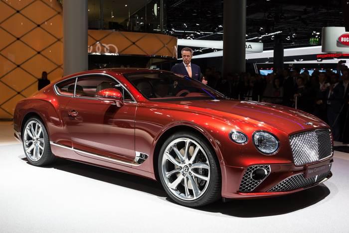 Bentley Continental GT. Мечта бизнесмена. Реальность олигарха