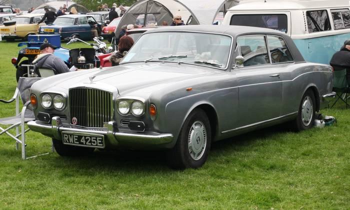 Bentley T-Series. Точная копия Rolls-Royce Silver Shadow