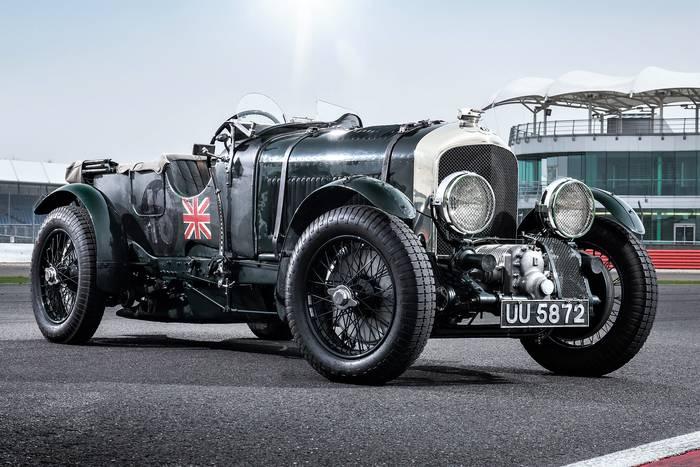 2-тонный Bentley Blower, в 1930 получивший общее признание